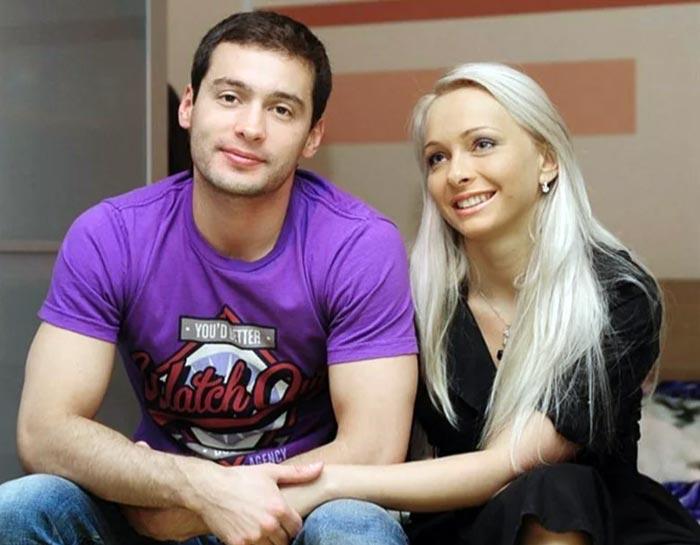 Андрей Черкасов и Наталья Варвина