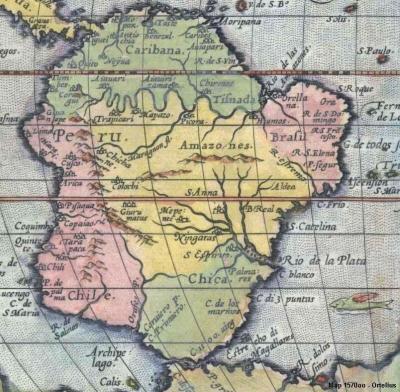South America 1570