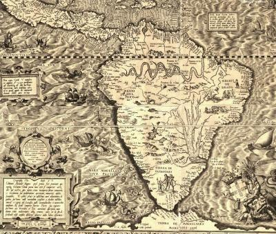 South America 1562