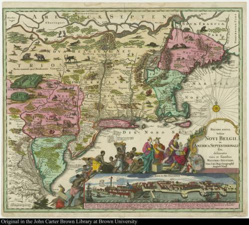 United States, 1730