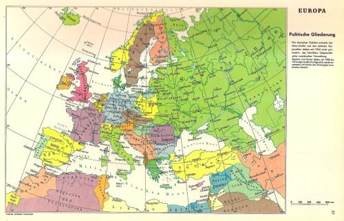 Europe, 1969