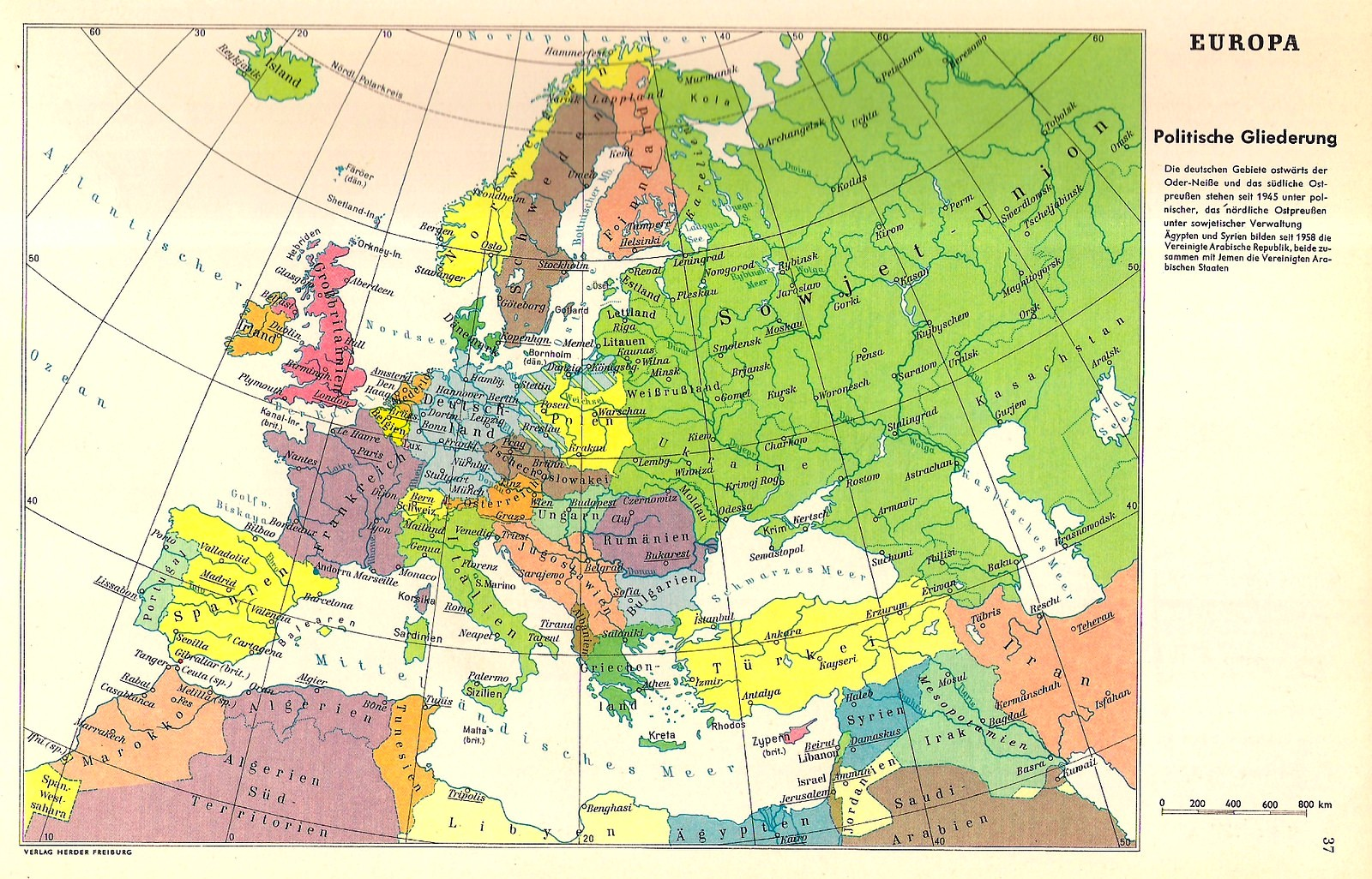 europe 1969