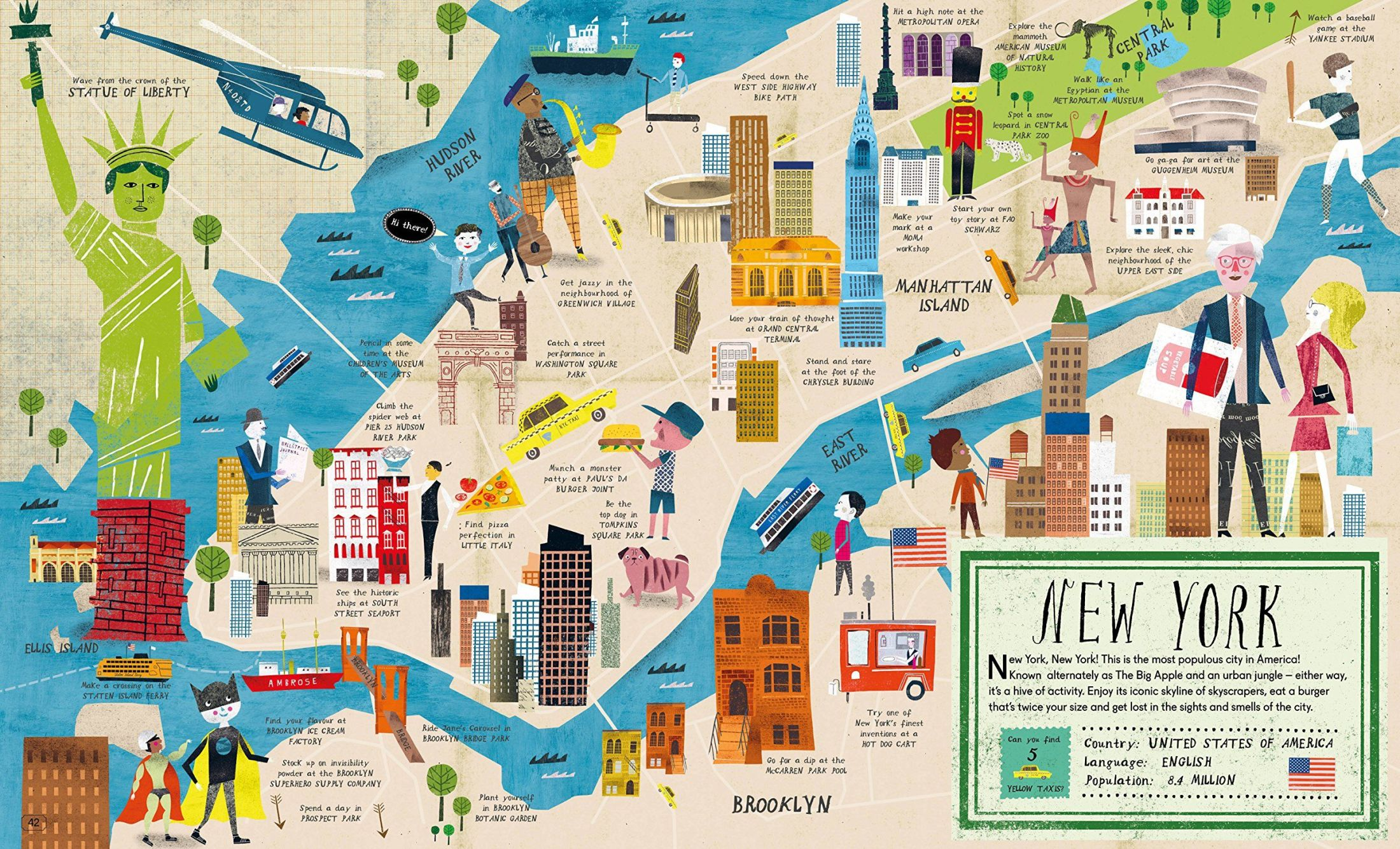 Best Image Of Diagram New York Map World Atlas More Maps - New york map ellis island