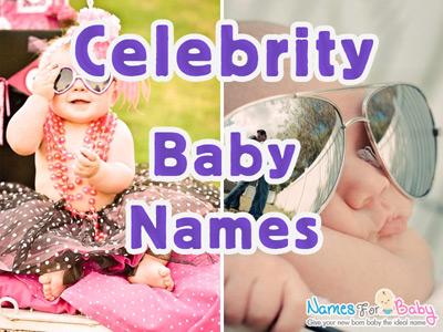 Famous celebrities names
