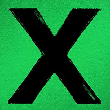 X ed sheeran vinyl