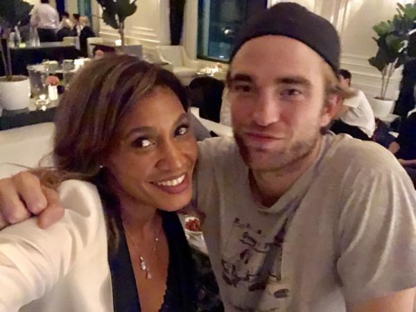 Новое фото: Роберт Паттинсон и Патрисия Маккензи в Торонто - 10.09.2018