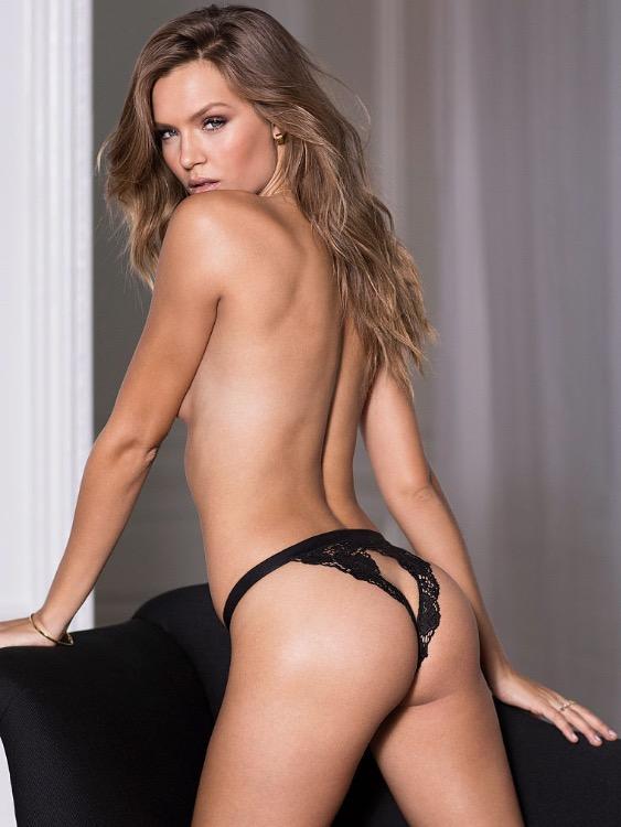 V-стринги Victoria Secret.