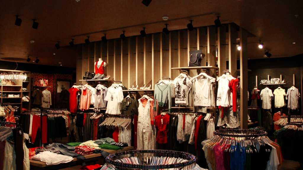 Мерчандайзинг одежды