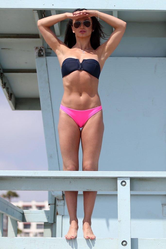 Karina smirnoff sexiest