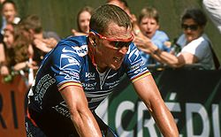 Lance armstrong healthy living