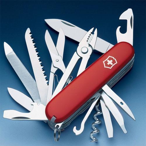 Швейцарский армейский складной нож