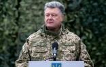 """?""""Не отдадим и клочка украинской земли"""", - Порошен..."""