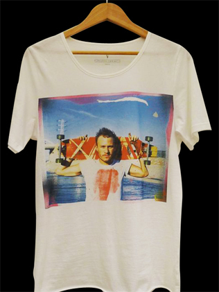 Heath ledger t shirts