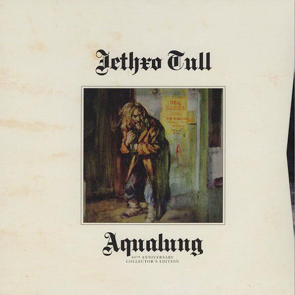 Jethro tull aqualung blu-ray