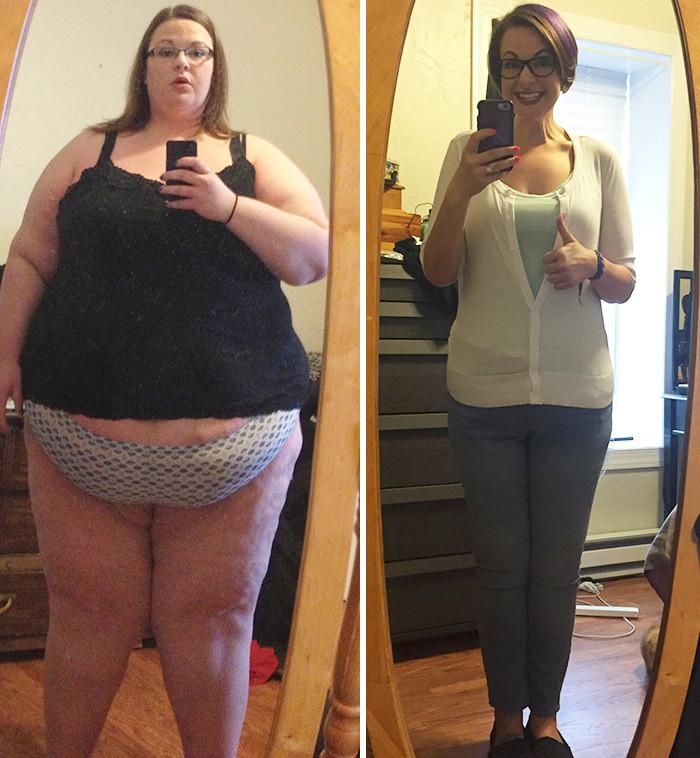 5. Из 208 кг в 82 кг за 2 года
