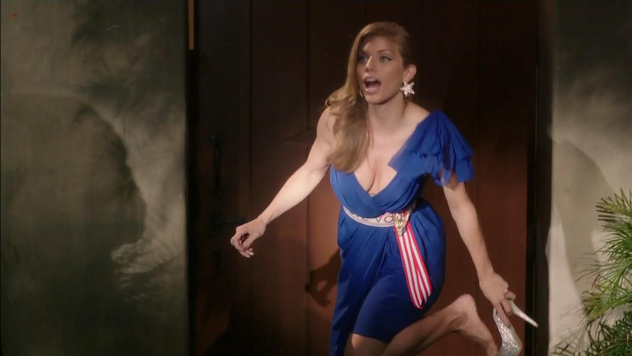 AnnaLynne McCord sexy - 90210 s04e05 (2012)