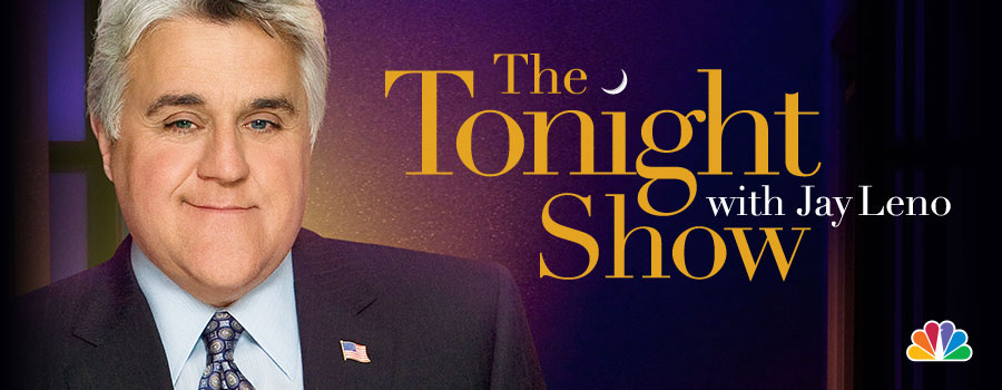 Late night with jay leno tickets