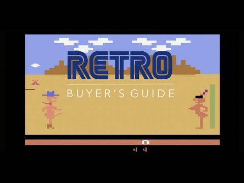 Retro adult video