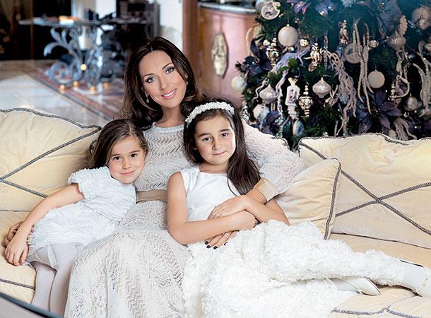 Фото дочерей алсу сафиной