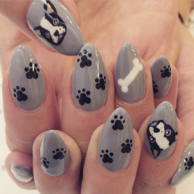Paws nails