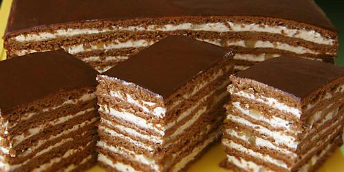 Сонник огромный торт
