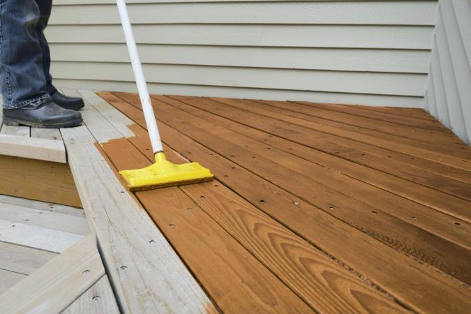 Best rated deck sealant