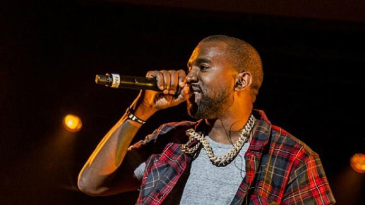 Kanye west belfast