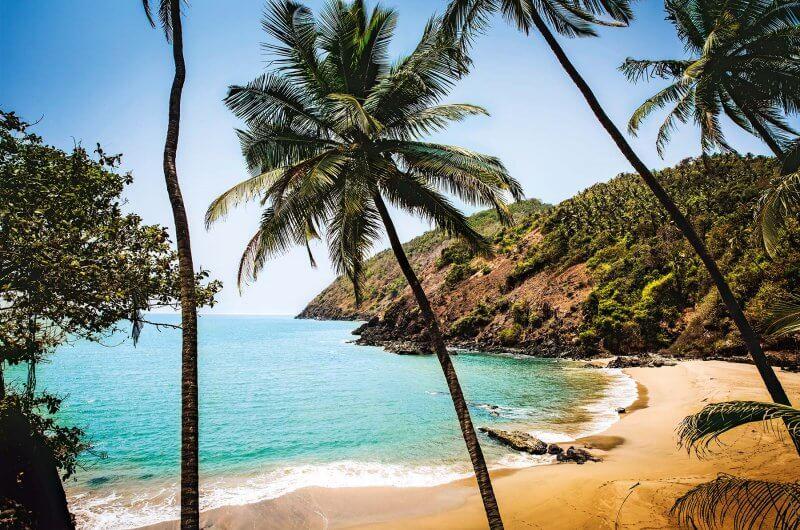 Южный гоа лучший пляж