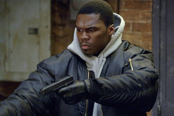 50 Cent from Get Rich or Die Tryin'