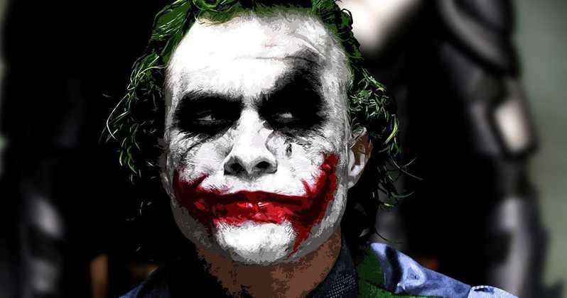 Joker heath ledger images
