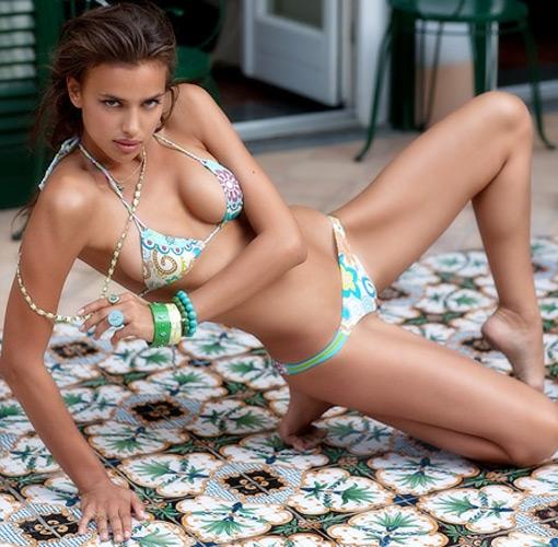 Ирина шейк голая фото