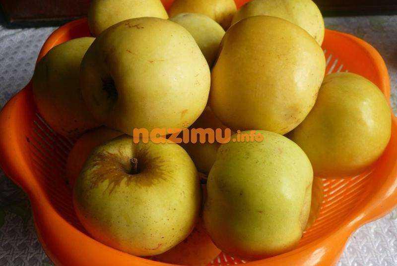 Яблоки моченые с ржаной мукой рецепт