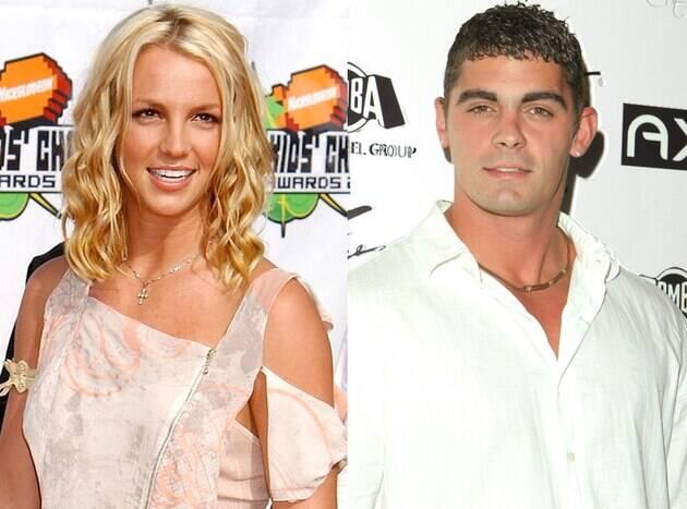 Britney spears married jason alexander