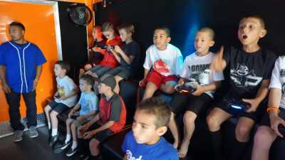 New Age Gaming Game Truck Non Profit Events, Fundraisers and More