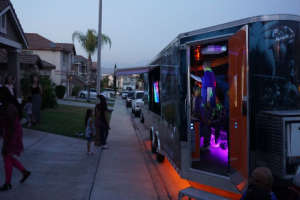 Our Video Game Truck Exterior Perfect for Tailgate Parties