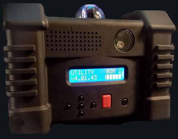 Mobile Laser Tag Utility Box