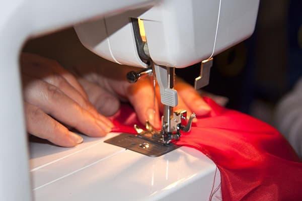 Швейная машина для постельного белья
