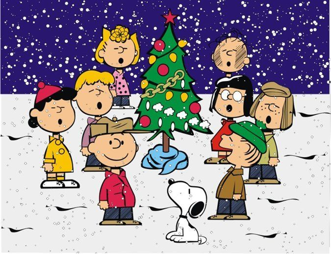 Google images charlie brown christmas