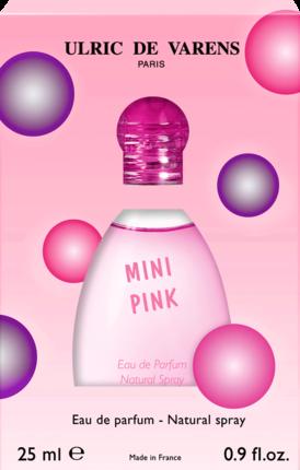 Mini pink ulric de varens