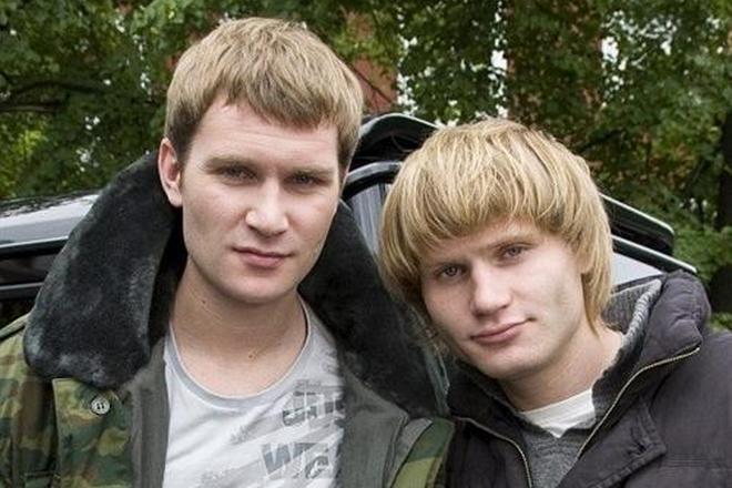 Дмитрий наумов брат наумова