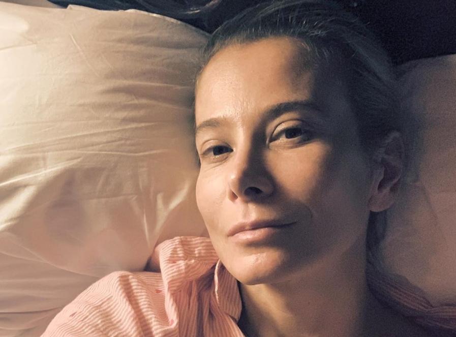 Высоцкая призвала не судить о ее «беззаботной» жизни по глянцу