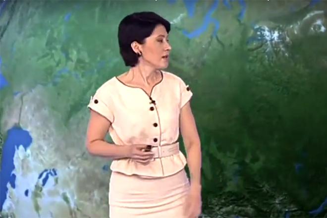 Ирина Полякова в 2017 году