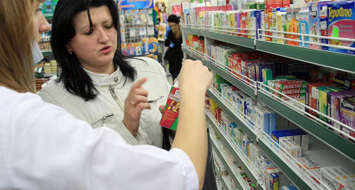 Доход от аптеки в месяц
