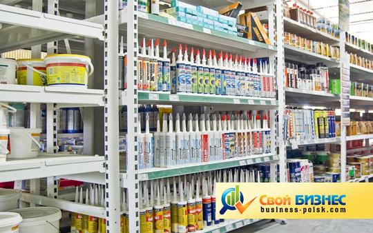 Магазин стройматериалов бизнес план
