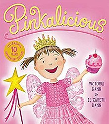 Pinkalicious and the pink drink book