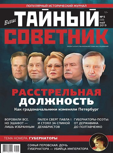Популярные журналы петербург