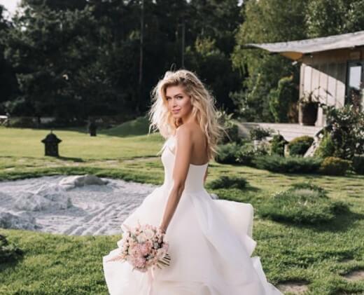 Вера брежнева свадьба фото