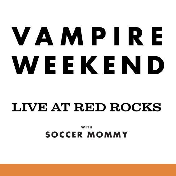 Vampire weekend denver tickets