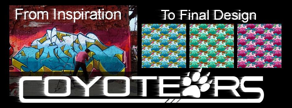 Coyote Textile Design