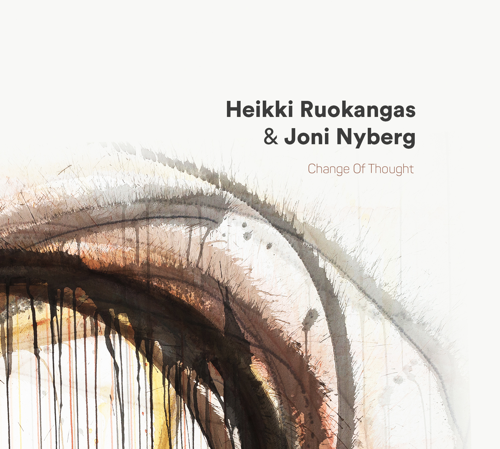 Heikki Ruokangas & Joni Nyberg Change Of Thought